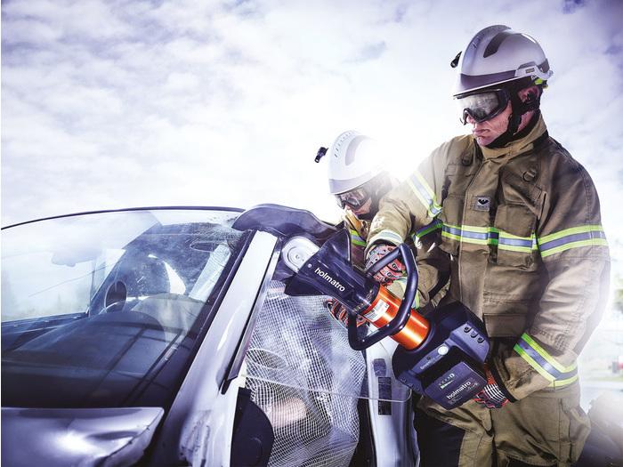 Holmatro Rescue Challenge @INTERSCHUTZ 2020