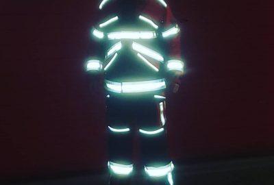 Neue Schutzkleidung für die Feuerwehr Heidmühlen